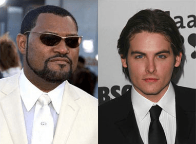 Laurence Fishburne e Kevin Zegers