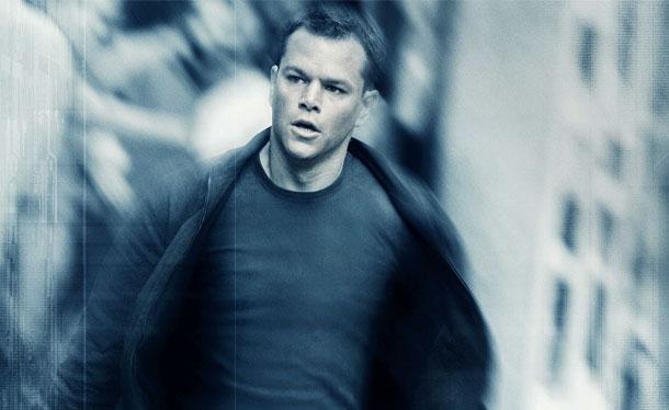 Matt Damon in Bourne 5