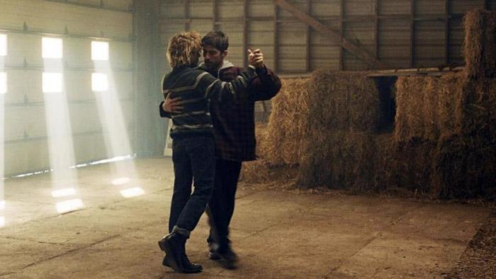 Scena da Tom à la ferme di Xavier Dolan