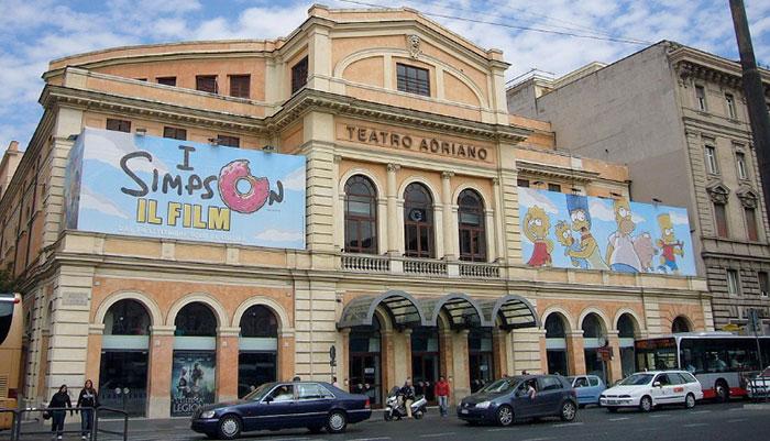 Cinema Adriano Roma