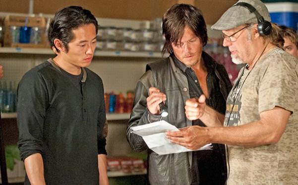 Glenn e Daryl