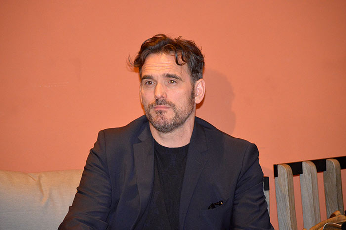 Matt Dillon Festa del Cinema Roma