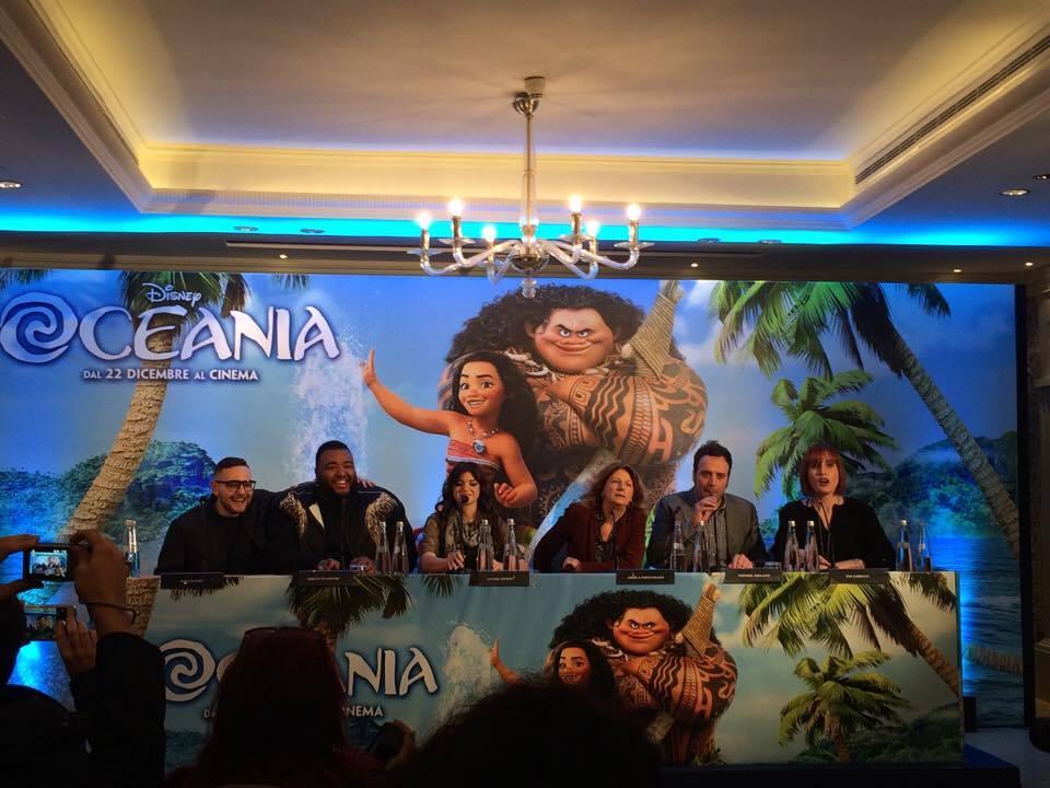 Da sinistra a destra: Rocco Hunt, Sergio Sylvestre, Chiara Grispo, Angela Finocchiaro, Raphael Gualazzi.
