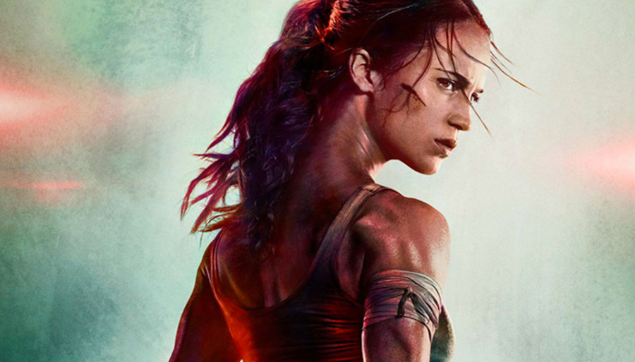 Tomb Raider, il primo trailer con Alicia Vikander