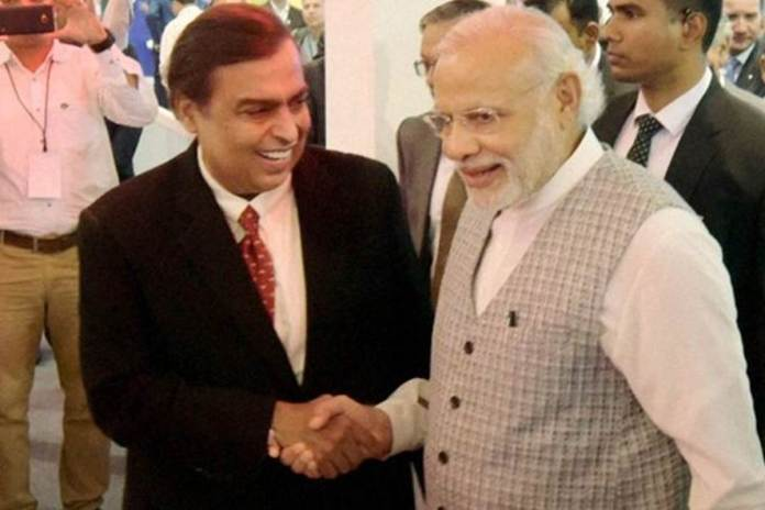 Is the Modi-Mukesh Ambani Relationship Souring? Can Chowdary Help ...