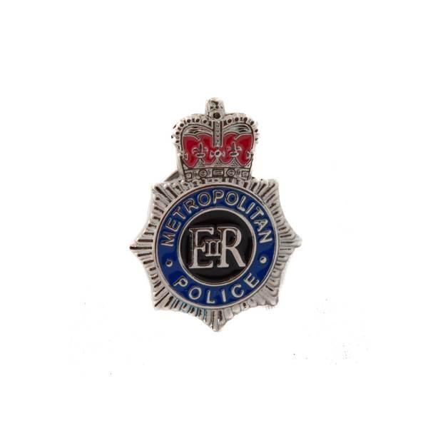 Metropolitan Police Service Badge Lapel Pin Badge