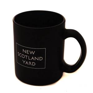 New Scotland Yard Mug