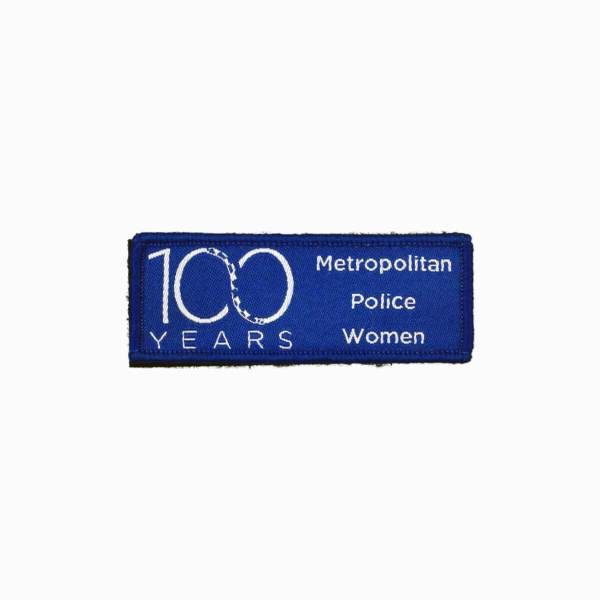 CENTENARY PATCH