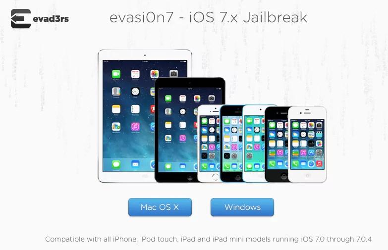 iOS 7 Untethered Jailbreak überraschend veröffentlicht