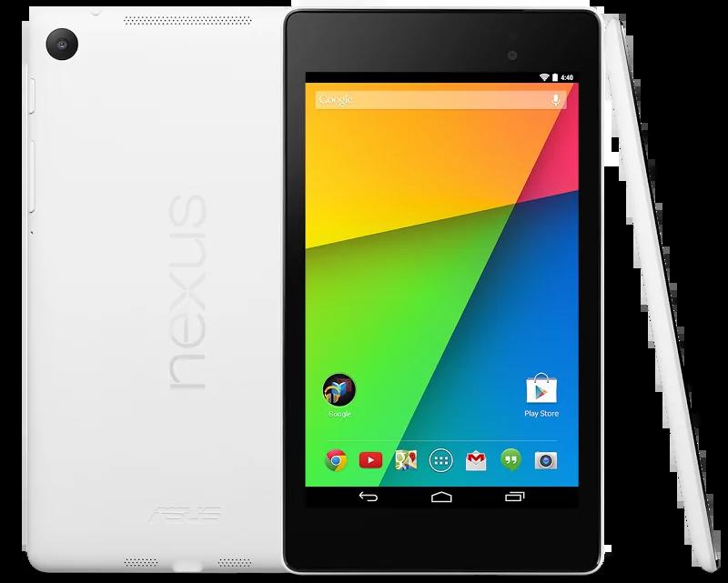 Weißes Google Nexus 7 offiziell vorgestellt