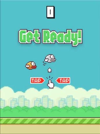 Flappy Bird (Bild: Gears.)