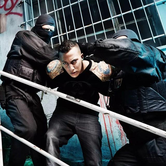 Der Rapper Farid Bang (Bild: Denis Ignatov)