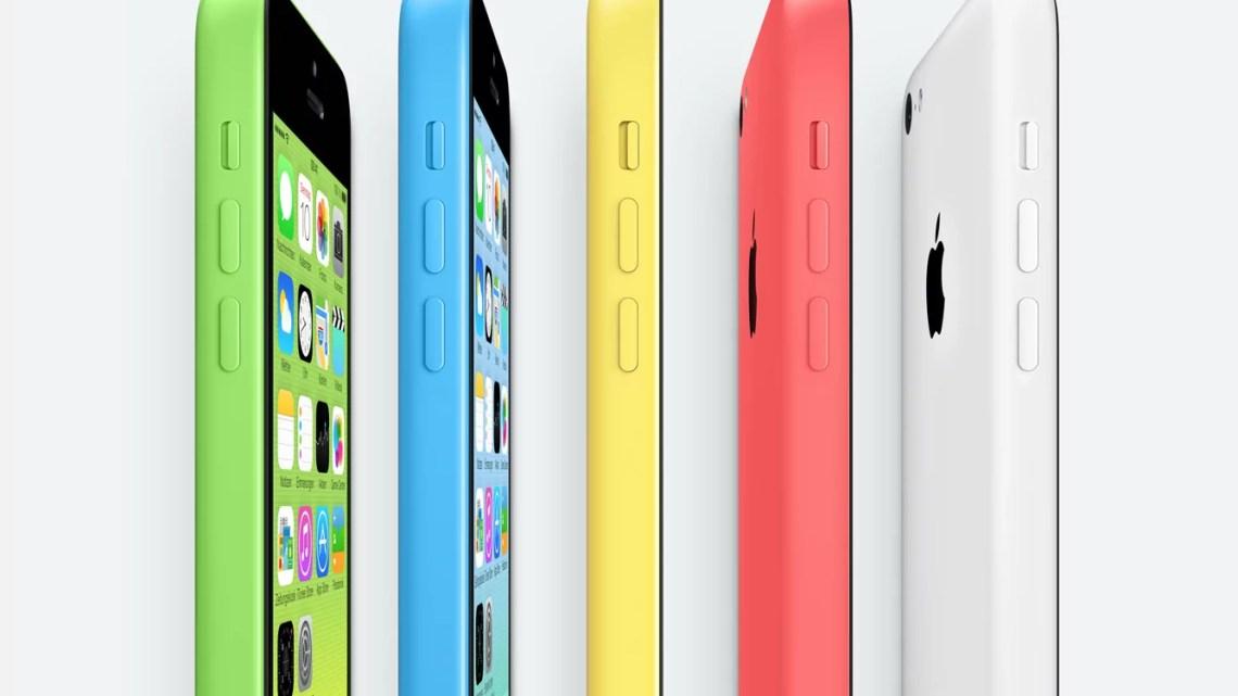 Angebot: Das Apple iPhone 5c mit 32 GB für 499 Euro