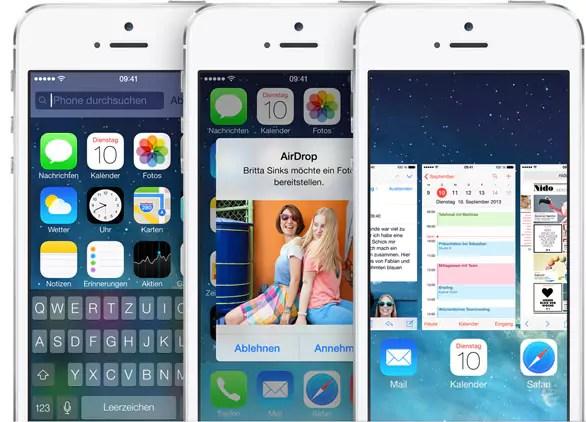 Apple veröffentlicht iOS 7.1