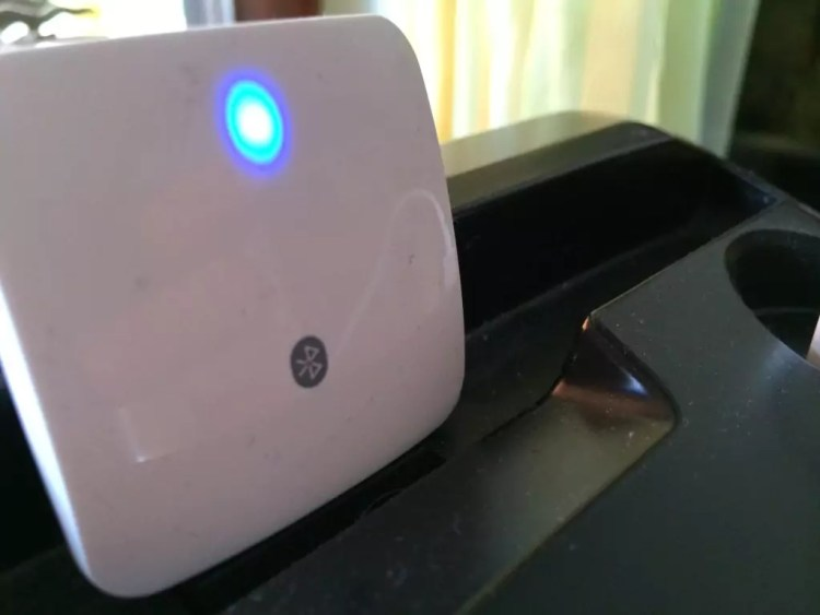 InLine Bluetooth zu Apple Docking Konverter