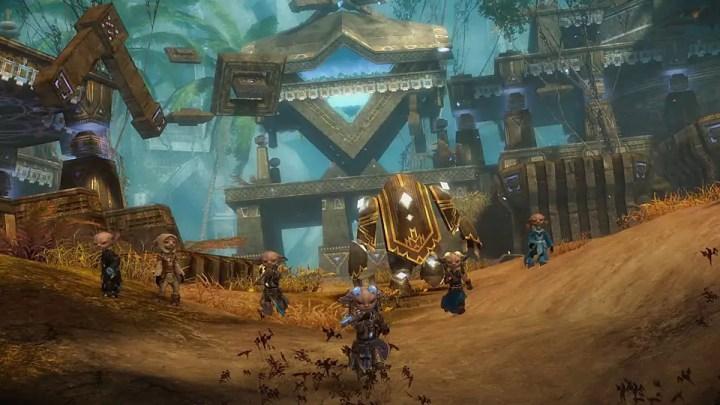 Guild Wars 2 bis zum 12. Mai um 50% rabattiert