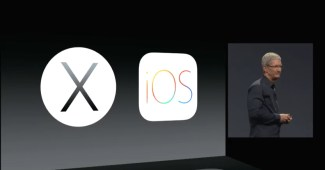 Apple WWDC 2014: OS X Yosemite 3