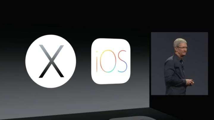 Apple WWDC 2014: OS X Yosemite