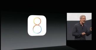Apple WWDC 2014: iOS 8 4