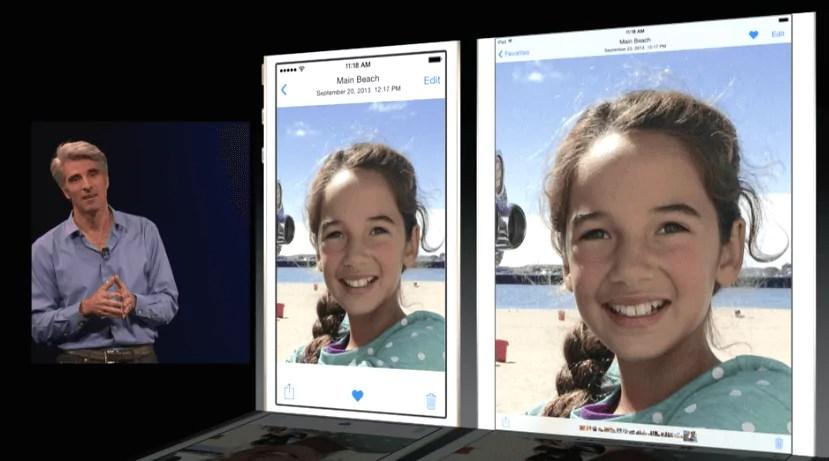 iOS 8.1: Apple bringt Camera Roll und Fotostream zurück