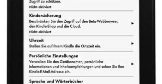 Kindle Paperwhite für 109 Euro statt 129 Euro 1