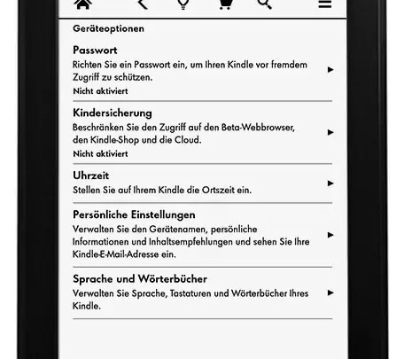 Kindle Paperwhite für 109 Euro statt 129 Euro