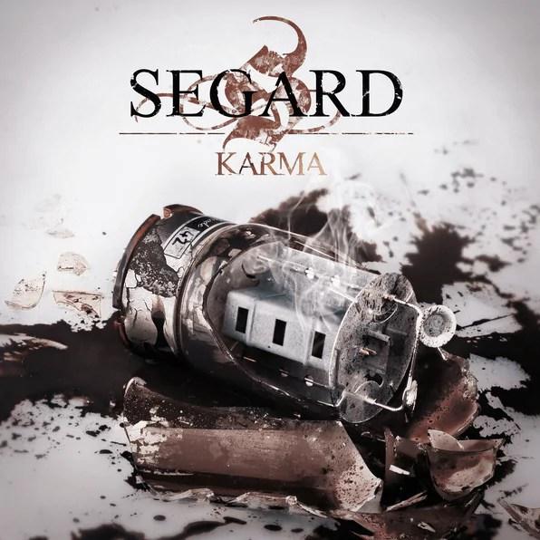 Neues SEGARD Album KARMA erschienen sowie auf Tour im Herbst