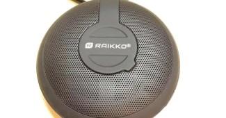 RAIKKO Bass Disc: Outdoor Bluetooth Lautsprecher im Test 4