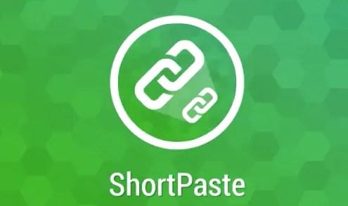 (Android) ShortPaste kürzt automatisch kopierte URLs