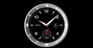LG G Watch R: Runde Smartwatch zur IFA 7