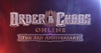Gameloft bedankt sich für 3 Jahre Order & Chaos 3