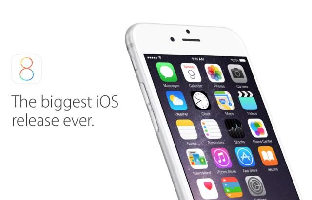 iOS 8 Release