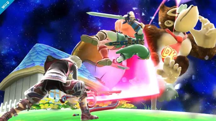 Super Smash Bros für 3DS: Offizieller Trailer zum Launch in Europa