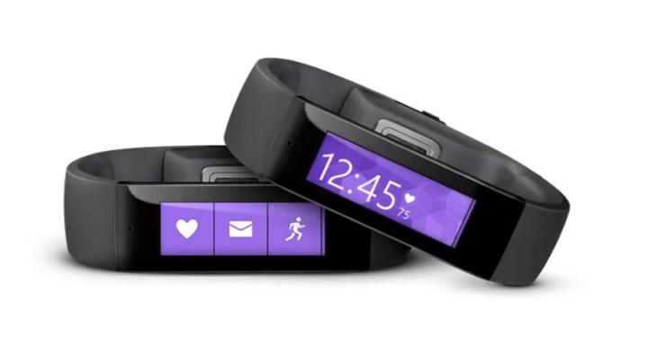 Microsoft Band: Neuer Fitness-Tracker aus Redmond