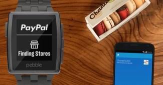 Pebble Smartwatch kooperiert mit PayPal 4