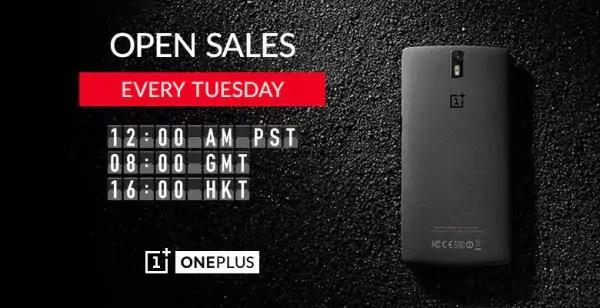 OnePlus One: Jeden Dienstag bestellbereit – ohne Einladung