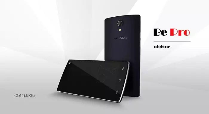 Ulefone Be Pro – Ein preisgünstiges Phabet mit 5,5 Zoll