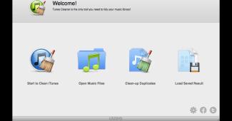 Die iTunes-Library mit Leawo Tunes Cleaner bereinigen 2