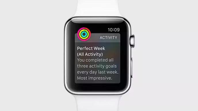 watchOS 2 - Fitness Share