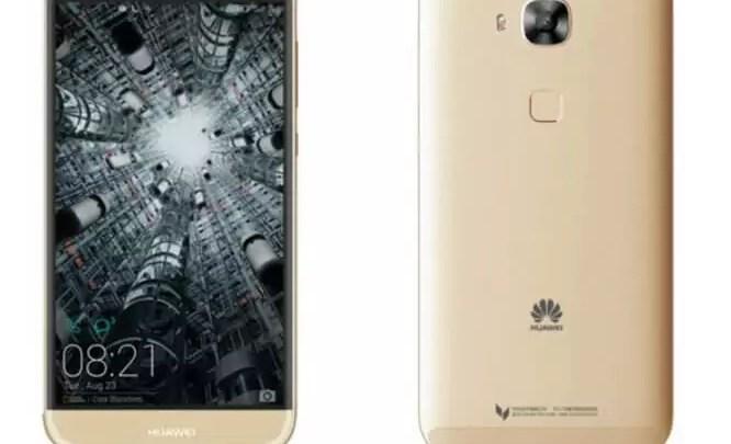 Huawei G8 mit Fingerabdruck Scanner vorgestellt