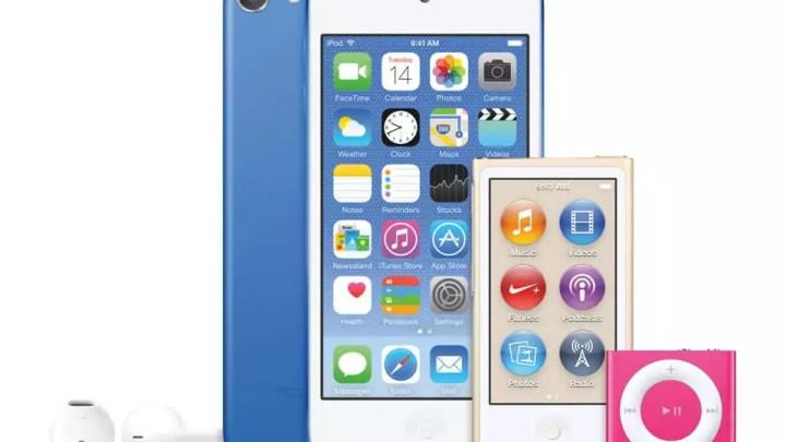 iOS 12.2 zeigt neuen iPod touch