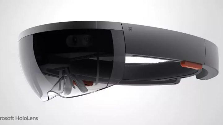 Microsoft HoloLens: Developer-Version erscheint nächstes Jahr