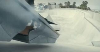 Lexus Slide (Screenshot: NewsCouch / Video: Lexus International)