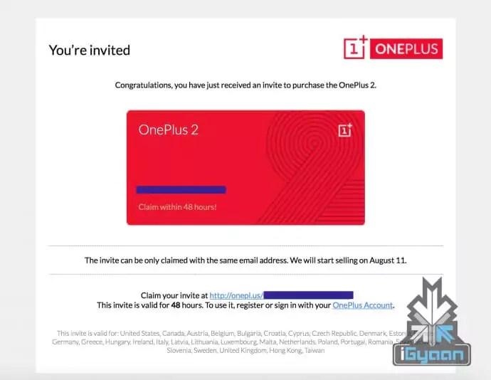 OnePlus Two - Die ersten Einladungen wurden verschickt