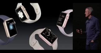 Apple Event: Apple stellt WatchOS 2 vor 5