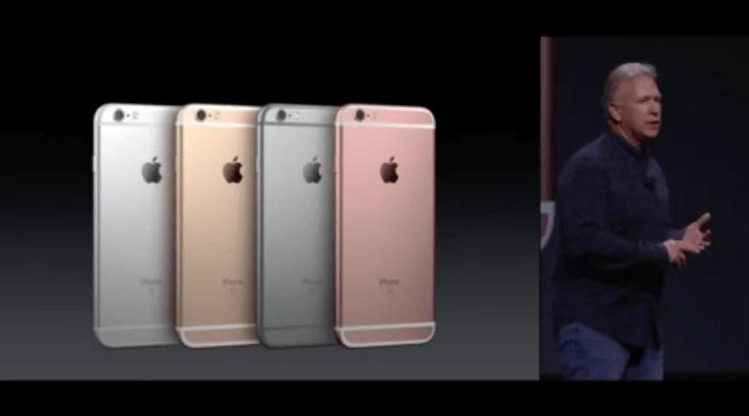 Apple iPhone 6s & 6s Plus in weiteren Ländern verfügbar