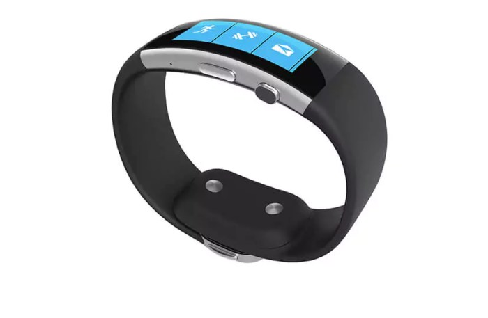 Microsoft Band 2 Wearable