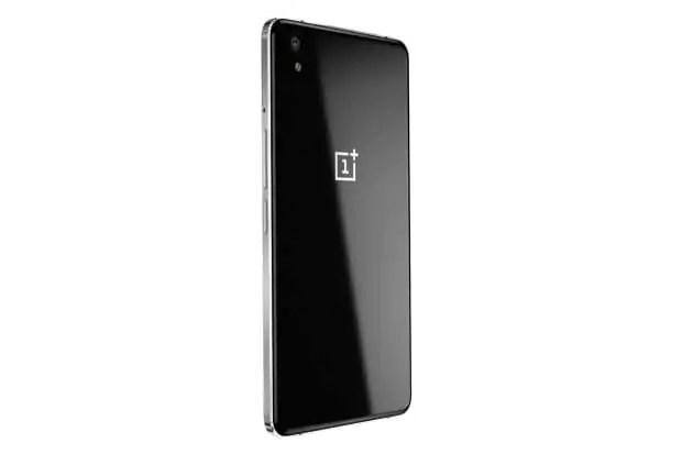 OnePlus X Rückseite (Back)