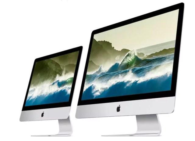 Die neuen Apple iMacs (2015)