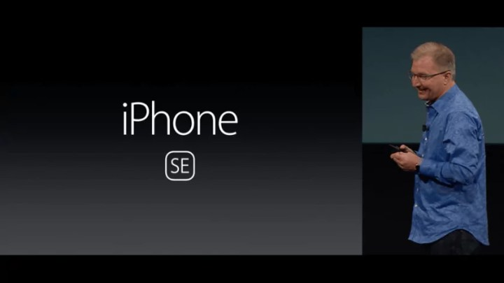 iPhone SE: Apple stellt kleineres iPhone vor